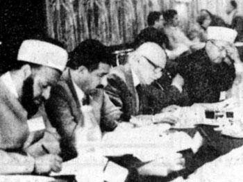 االوزراء من نسل الشيخ عبد القادر الكيلاني