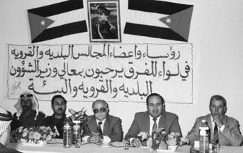 عشيرة آل المومنية - حسن المومني