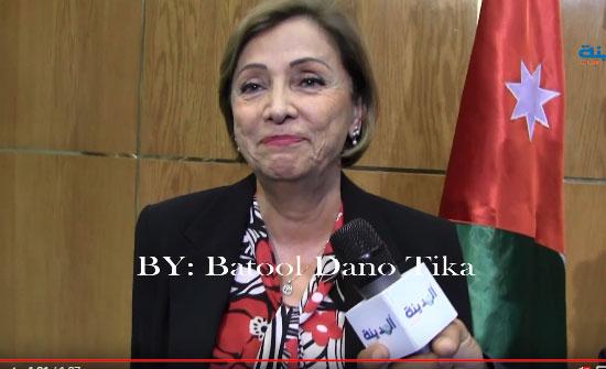 فيديو .. الدباس للمدينة  : سنلتقي الشباب في جميع  المحافظات الاردنية