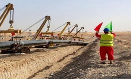 وزير النفط العراقي: عرض اتفاقية أنبوب نفط البصرة -العقبة على الأردن قريبا