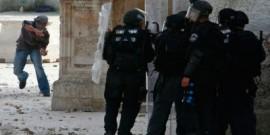 اندلاع مواجهات جديدة في المسجد الاقصى