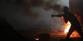 12 اصابة بالرصاص والعشرات بالاختناق بمواجهات ليلية في رام الله والبيرة