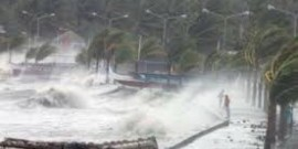 """الفلبين: مصرع 4 أشخاص في إعصار """"هايما"""""""