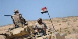 الامن المصري يقتل 13 ارهابيا بسيناء