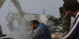 الاتحاد الاوروبي يدين هدم المنازل في الضفة الغربية