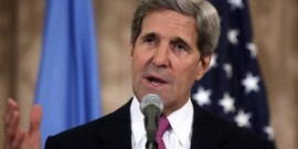 كيري يدعو موسكو الانضمام لجهود وقف إطلاق النار بسوريا