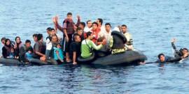 مفوضية اللاجئين ترجح غرق نحو 700 مهاجر بالمتوسط خلال أسبوع