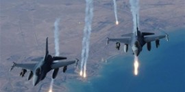 مقتل 20 ارهابيا غرب العراق وداعش تقصف البغدادي بصواريخ