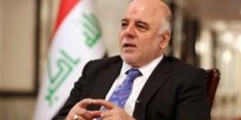 العبادي وبارزاني يناقشان عملية تحرير الموصل من الارهاب