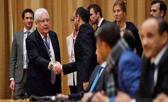 إبعاد العدد الزائد من الحوثيين في مشاورات السويد
