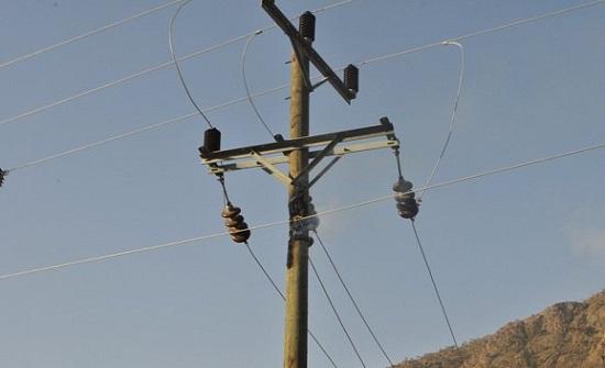 لا توجه لإزالة قيمة أي بند في التعرفة الكهربائية