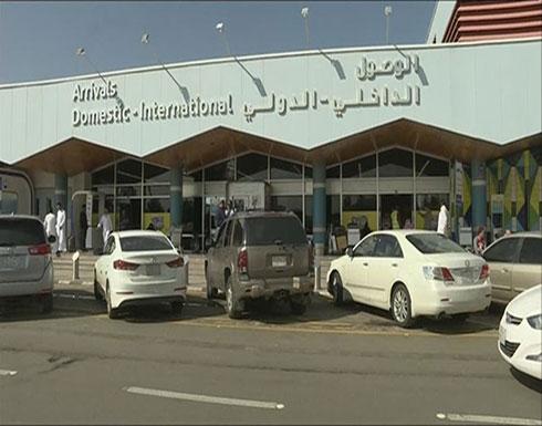 استهداف مطار أبها بطائرة حوثية.. قتيل وإصابة 7