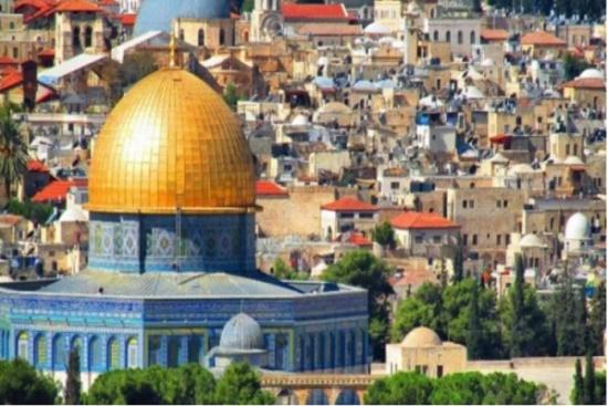 """""""جوجل"""" يُغير تعريف مدينة القدس لعاصمة دولة إسرائيل -صورة"""