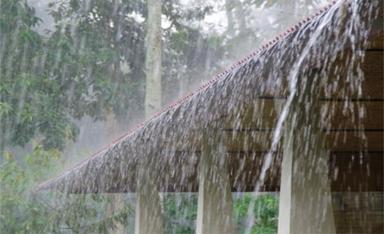 أمطار المربعانية تحقق نصف امطار موسم العام..تفاصيل