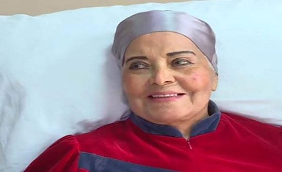 !دخول مديحة يسري في غيبوبة بعد تدهور حالتها الصحية.. شاهد ماذا قالت مساعدتها عنها
