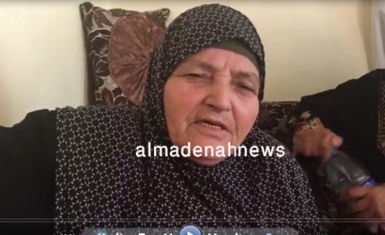 بالفيديو : لقاء حصري مع والدة الدقامسة ( ماذا قالت ) ؟