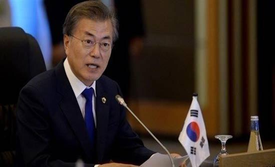 الرئيس الكوري الجنوبي: الكوريتان ستصلان الى نزع السلاح النووي بالكامل