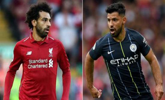 ليفربول يتحدى مانشستر سيتي بحثاً عن أول ألقاب الموسم الجديد