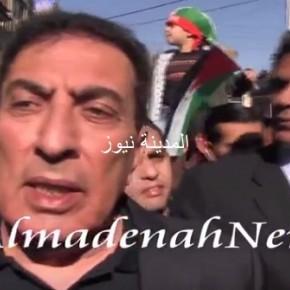 بالفيديو : ماذا قال المهندس الطراونة عن مشاركته والنواب في مسيرة البلد