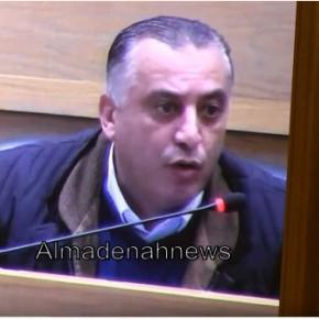 فيديو : كلمة النائب محمد الظهراوي حول العفو العام