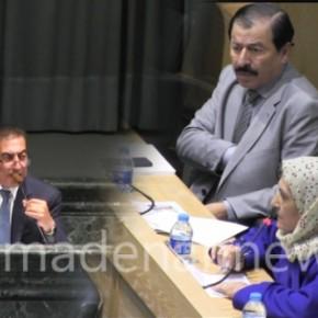 بالفيديو .. مريم اللوزي تتهم الحكومة بالتهرب من دفع فاتورة علاجها والطراونة يشتاط غضبا