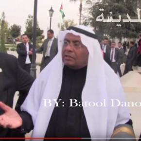 بالفيديو : النائب الزوايدة  يهاجم النواب الذين انتقدوا نتائج انتخابات المكتب الدائم