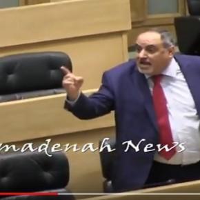 """بالفيديو : مشاجرة الظهراوي والفناطسة بسبب """" دحلان  """""""