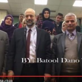 بالفيديو والصور : زيارة ممثلي  البرلمان المدرسي في الأغوار لمجلس النواب