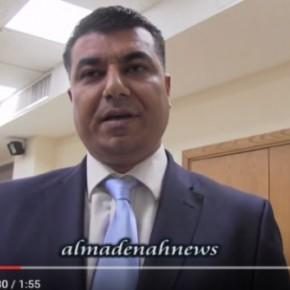 بالفيديو :  وزير الزراعة للمدينة نيوز : تخلصنا نهائيا من الحمى القلاعية ( تفاصيل )