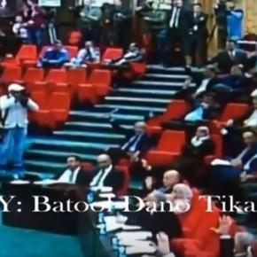 فيديو : شاهد التصويت على مادة صعبة في قانون الضريبة