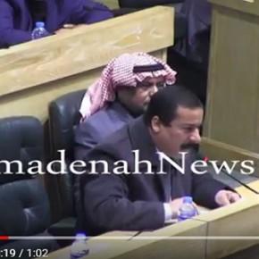 بالفيديو : هكذا اثار النائب غازي الهواملة قضية الأردني المختفي في تركيا