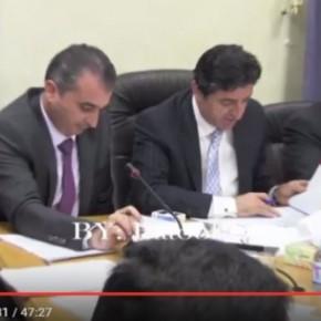 بالفيديو : نقاشات ساخنة  في اجتماع لجنة الطاقة النيابية ( شاهدوها )