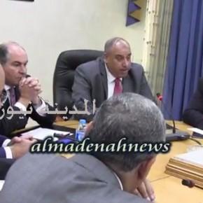 بالفيديو : لقاء الملقي بنواب الوفاق  .. لماذا طلب إطفاء الكاميرات وهل سيرتفع الدعم عن الخبز  ؟؟