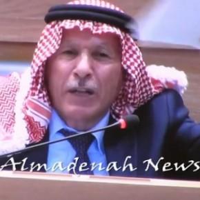 بالفيديو : شاهدوا كلمة العرموطي النارية حول اتفاقية الغاز مع اسرائيل