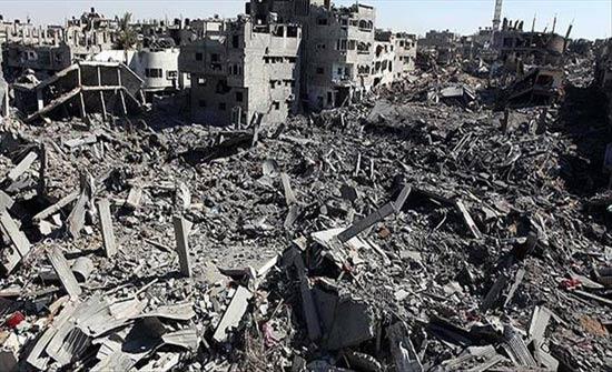 """""""الهيئات الخيرية"""": غزة منطقة """"منكوبة إنسانياً"""""""