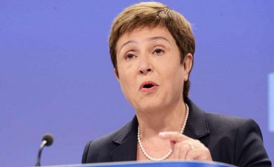 البلغارية جورجييفا مرشحة الاتحاد الاوروبي لرئاسة صندوق النقد الدولي