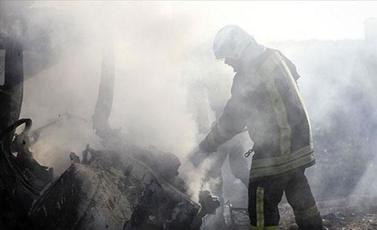 4 قتلى في قصف طيران حفتر مستشفى ميداني جنوبي طرابلس