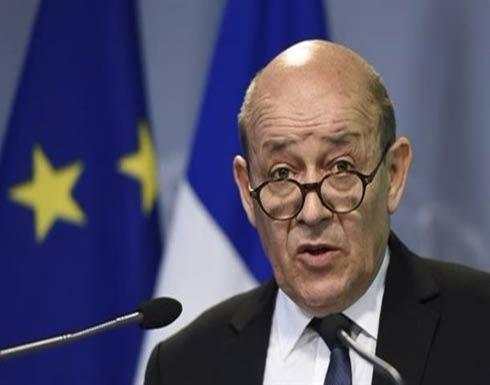 فرنسا: عملية السلام في سوريا يجب أن تتم في جنيف