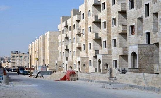2.7 مليون متر مربع مساحة الأبنية المرخصة في المملكة