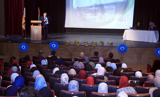 """""""الأردنية"""" تحتفل بطلبة الطب الجدد"""