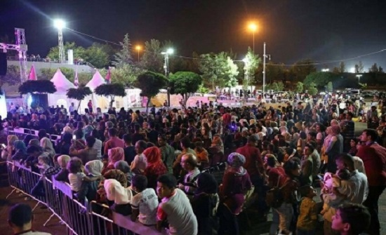 إنطلاق أمسيات مهرجان صيف عمان 2019 الجمعة المقبل