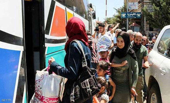 """""""مفوضية اللاجئين"""":نعمل على تأمين ملاجئ بديلة للنازحين السوريين بلبنان"""