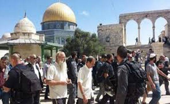 محكمة الاحتلال تسمح لليهود بالصراخ في باحات الأقصى