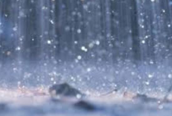 امطار الكورة تجتاز نصف الموسم السنوي