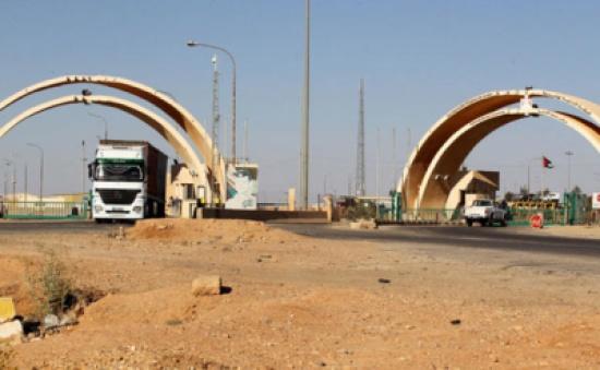 الأردن والعراق يتفقان على زيادة التبادل التجاري  وفتح منفذ طريبيل