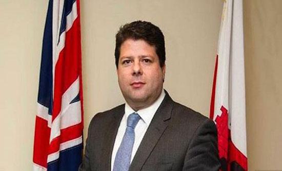 رئيس حكومة جبل طارق: نحن اصحاب قرار التحفظ على ناقلة النفط الإيرانية