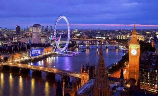 بريطانيا تشهد مستوى قياسي من الزوار