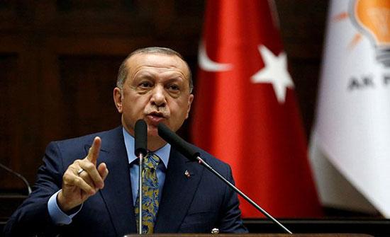 أردوغان يهاجم الدول الأوروبية لموقفها من قضية اللاجئين