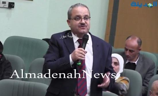 بالفيديو : كلمة الدكتور محمد طالب عبيدات خلال اجتماع لجنة التوجيه الوطني النيابية