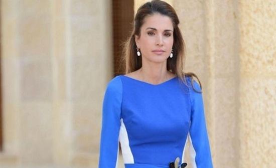الملكة رانيا : شبابنا هم من سيحملون مسؤولية تحقيق السلام غدا